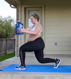 second trimester exercises