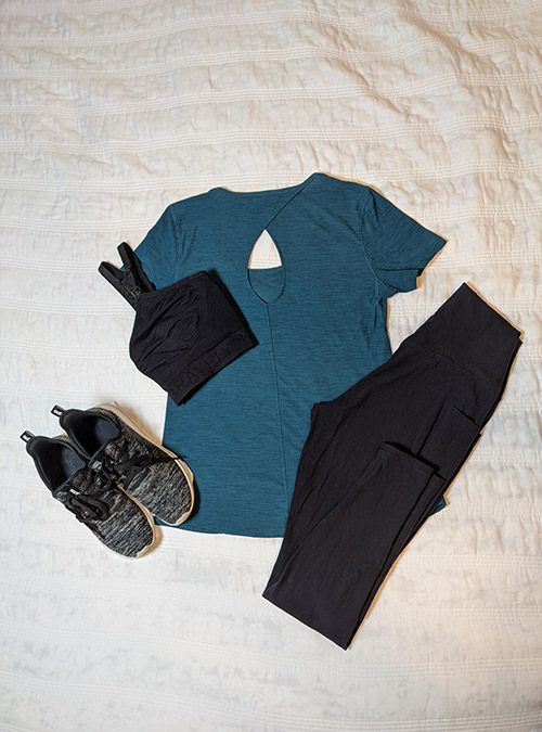 Postpartum Workout Gear