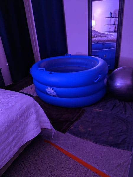 birth pool for home birth