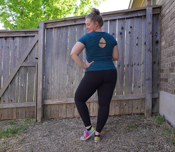 post pregnancy workout clothes