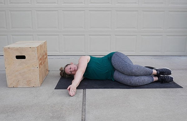 exercise for women after birth