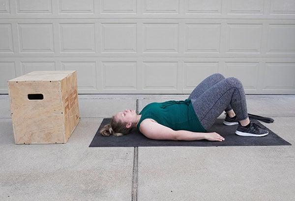 prenatal core movement